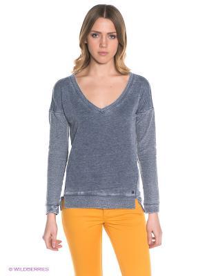Пуловер GARCIA. Цвет: серо-голубой