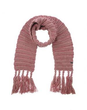 Шарф BARTS. Цвет: пастельно-розовый