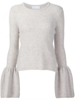 Bell cuff jumper Co. Цвет: телесный