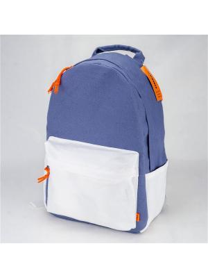 Городской рюкзак TIMBAG. Цвет: сиреневый, белый, молочный