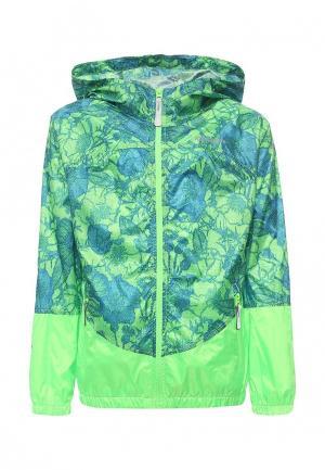 Ветровка Icepeak. Цвет: зеленый