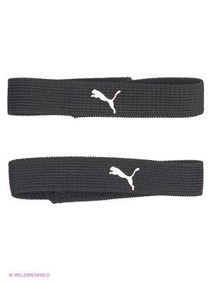 Держатель для гетр Sock Stoppers wide Puma. Цвет: черный
