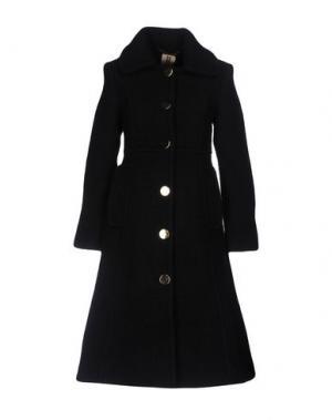 Пальто ORLA KIELY. Цвет: темно-синий