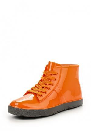 Ботинки Keddo. Цвет: оранжевый