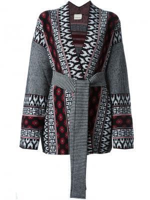 Куртка-кимоно Kim Circus Hotel. Цвет: чёрный