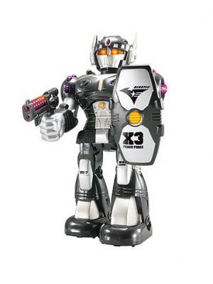 Робот-воин Hap-P-Kid. Цвет: фиолетовый