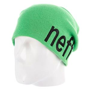 Шапка носок  Form Slime Neff. Цвет: зеленый