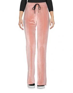 Повседневные брюки MICHELA MII. Цвет: телесный