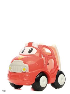 Машинки Только вперед! Пожарная (красный) Oball. Цвет: красный