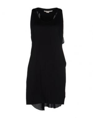 Короткое платье O'2nd. Цвет: черный