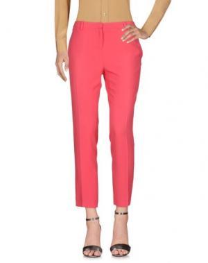 Повседневные брюки VANESSA BRUNO. Цвет: пурпурный