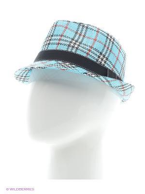 Шляпа Stilla s.r.l.. Цвет: голубой