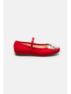 Туфли ACOOLA. Цвет: красный