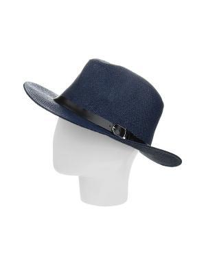 Шляпа Gusachi. Цвет: синий, черный
