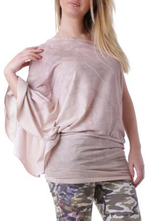 Блуза BRAY STEVE ALAN. Цвет: бежевый