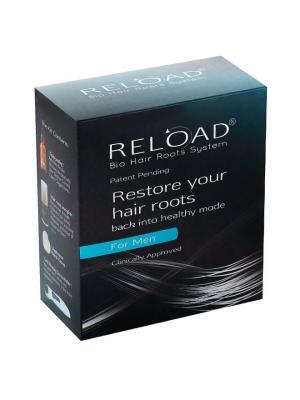 Reload Men Kit - Уникальная Система По Восстановлению И Стимуляции Роста Волос. Цвет: прозрачный, белый, фуксия