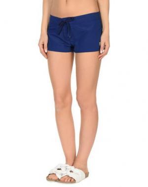 Пляжные брюки и шорты BLAUER. Цвет: синий