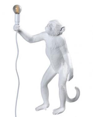 Настольная лампа SELETTI. Цвет: белый