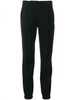 Узкие брюки Ps By Paul Smith. Цвет: чёрный