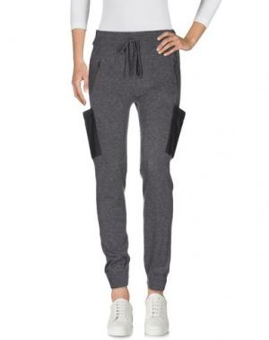 Повседневные брюки PAULIE. Цвет: серый