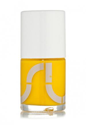 Лак для ногтей Uslu Airlines. Цвет: желтый