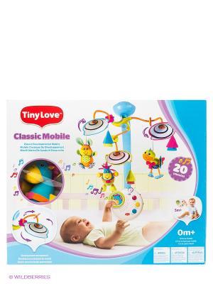 Классический мобиль Tiny Love. Цвет: голубой
