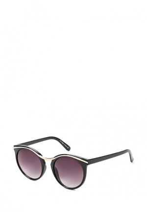 Очки солнцезащитные Topshop. Цвет: черный