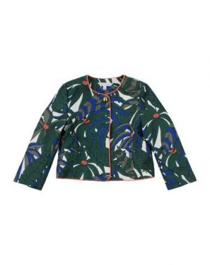 Пиджак LITTLE MARC JACOBS. Цвет: зеленый
