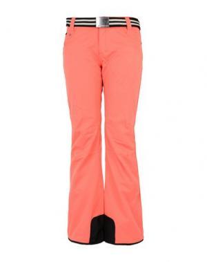 Лыжные брюки BRUNOTTI. Цвет: коралловый