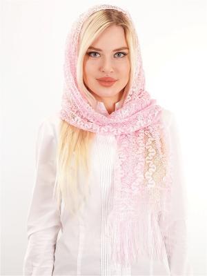 Платок HELLO MODA!. Цвет: розовый