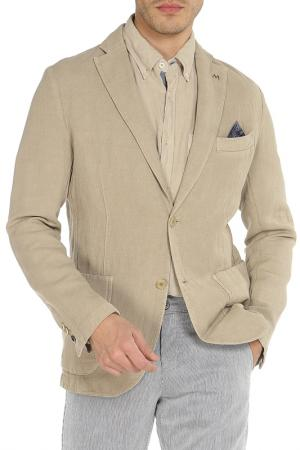 Пиджак Marc OPolo O'Polo. Цвет: бежевый