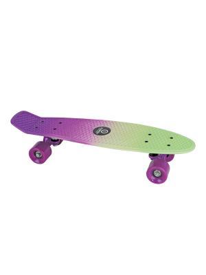 Скейтборд Tempish. Цвет: фиолетовый