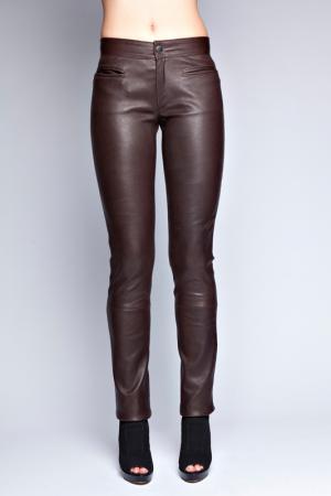 Pants John & Yoko. Цвет: brown