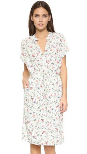 Платье Dustine dRA. Цвет: принт fleur