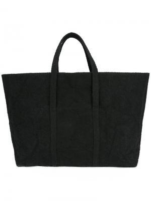 Shopper tote Zilla. Цвет: чёрный