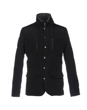 Куртка CANADIENS. Цвет: черный