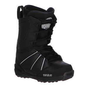 Ботинки для сноуборда  Lashed Xlt Black Thirty Two. Цвет: черный