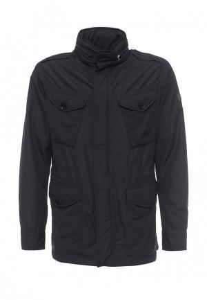 Куртка Gant. Цвет: синий