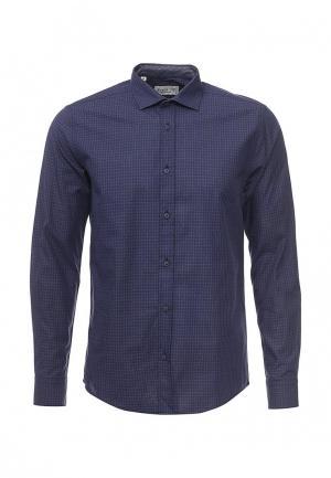 Рубашка Frank NY. Цвет: синий