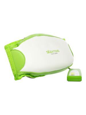Многофункциональный массажер для тела Home Health m141 Gezatone. Цвет: белый, зеленый