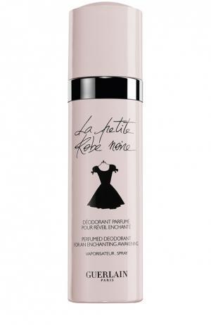 Парфюмированный дезодорант-спрей La Petite Robe Noire Guerlain. Цвет: бесцветный