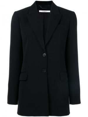 Пиджак masculine Givenchy. Цвет: чёрный