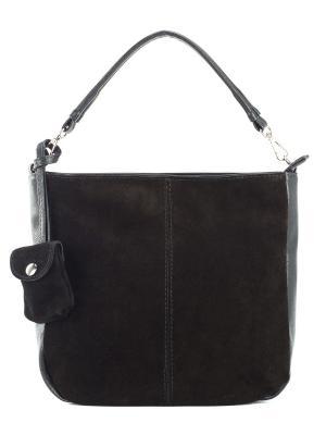 Женская сумка S.LAVIA 5369901. Цвет: черный