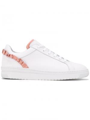 Yeye sneakers Nubikk. Цвет: белый