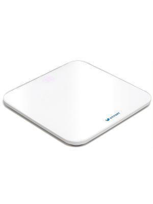Весы напольные КТ-802-5 белый Kitfort. Цвет: белый