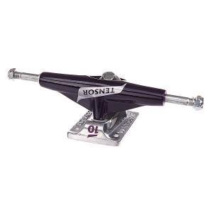 Подвеска для скейтборда 1шт.  Alum Lo Tens Colored Flick Purple/Raw 5 (19.7 см) Tensor. Цвет: серый,фиолетовый
