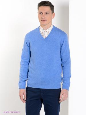 Пуловер MC NEAL. Цвет: голубой