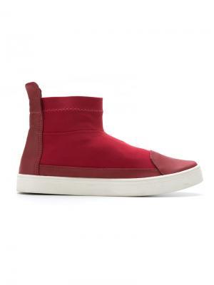 Mid-top sneakers Gloria Coelho. Цвет: красный
