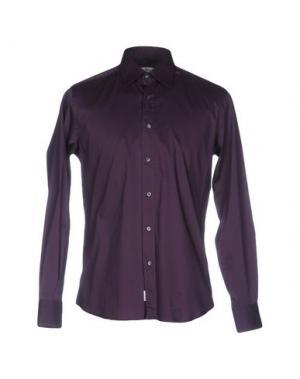Pубашка INGRAM. Цвет: баклажанный