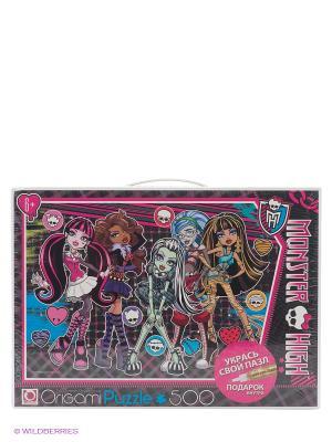 Пазл Monster High, 500 эл. High. Цвет: розовый